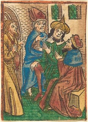 Treason of Judas