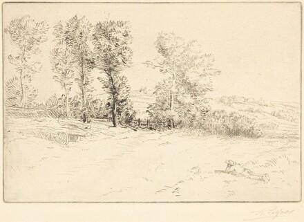 Meadow in Sunshine (Le pre ensoleille)