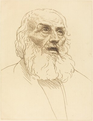 Study of an Old Man (Etude de vieillard)