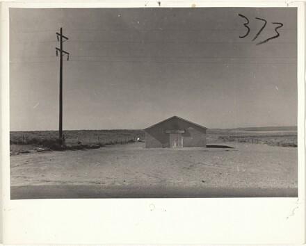 Salt Creek Baptist Church--New Mexico
