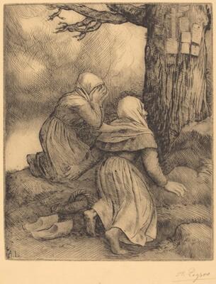 The Tree of Salvation (L'arbe de salut)