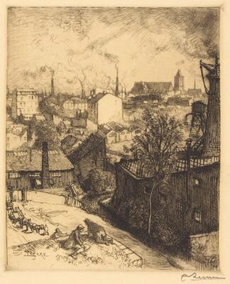 Souvenir of St. Denis (Souvenir de Saint-Denis)