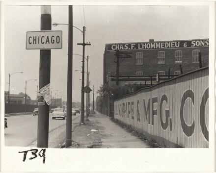 Street scene--Chicago