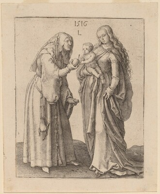 The Virgin and Saint Anna
