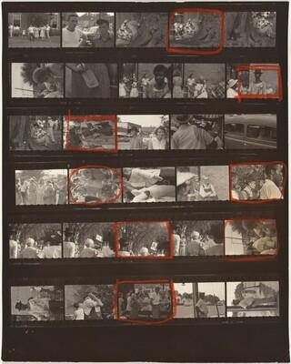 Guggenheim 18/Americans 75--Elizabethville, North Carolina
