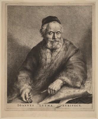 Janus Lutma, the Elder