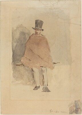 The Man in the Tall Hat
