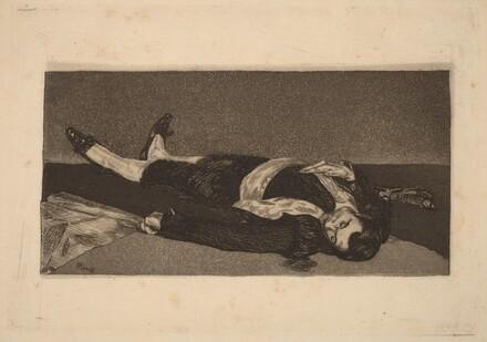 Dead Toreador (Torero mort)