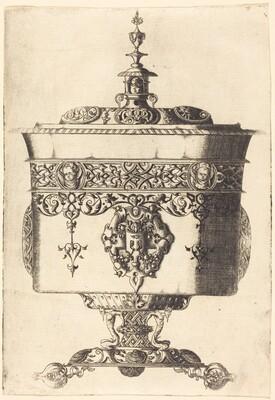 Richly Embellished Goblet