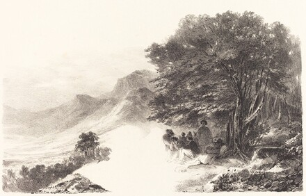 Paysans se reposant dans la Campagne (Peasants Resting in the Countryside)