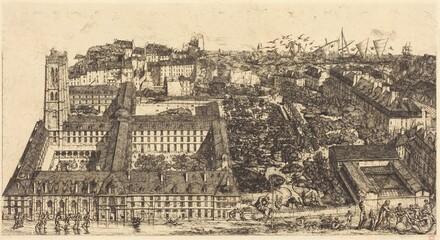 Collège Henri IV, Paris, ou Lycée Napoléon (Henry IV College or Napoleon School, Paris)