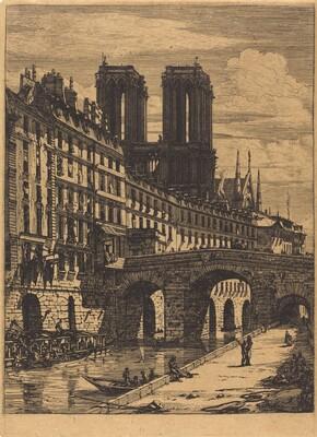 Le Petit Pont, Paris