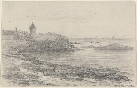 The Coast at Concarneau