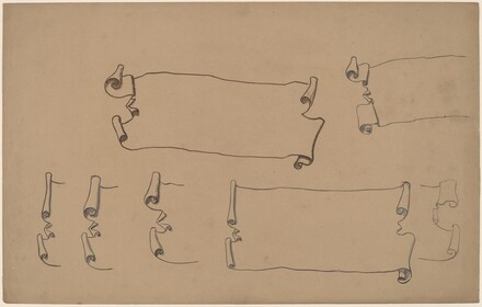 Sketches for a Scroll