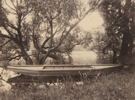 Étang de Corot, Ville-d'Avray (Corot's Pond, Ville-d'Avray)