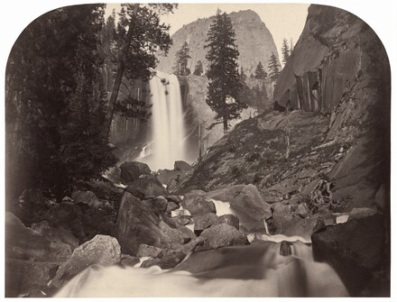 Piwyac, Vernal Falls, 300 feet, Yosemite