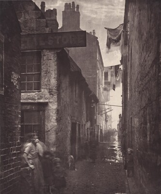 Old Vennel, Off High Street