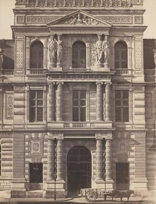 Bibliothèque Imperiale du Louvre