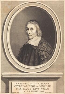 Francois de la Mothe Le Vayer