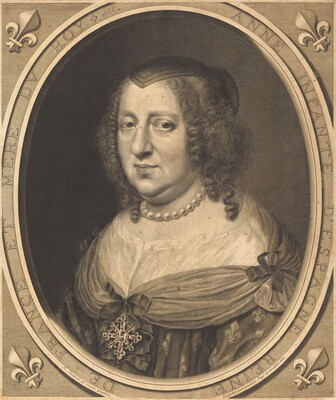 Anne of Austria, Queen of France and Navarre