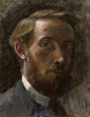 Self-Portrait, Aged 21
