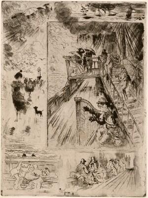 La Traversee (The Passage)