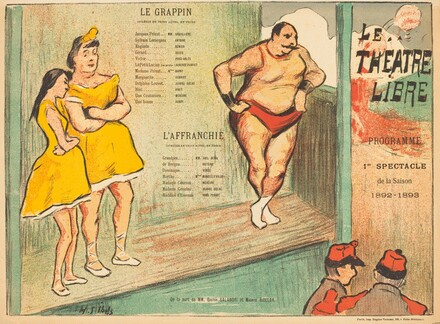 Le Grappin; L'Affranchie
