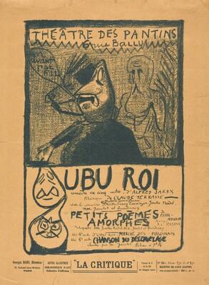Ubu Roi; Petits Poèmes amorphes