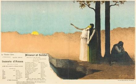 Inceste d'âmes; Mineur et soldat