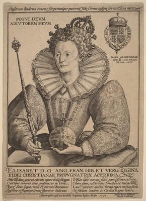 Elizabeth, Queen of England