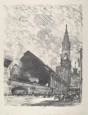 Broad St. Station