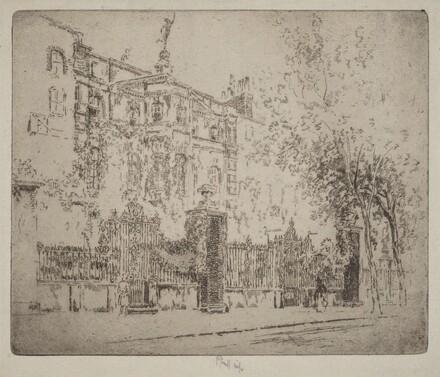 Rossetti's House