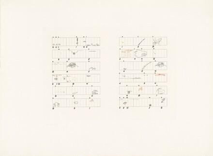 Score without Parts (40 Drawings by Thoreau): Twelve Haiku