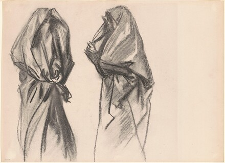 Two Bedouin Women