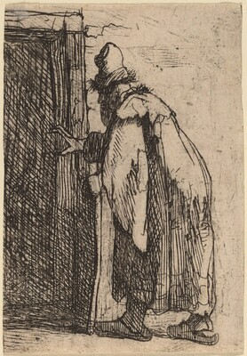 The Blindness of Tobit: a Sketch