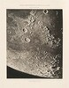 Carte photographique de la lune, planche X (Photographic Chart of the Moon, plate X)