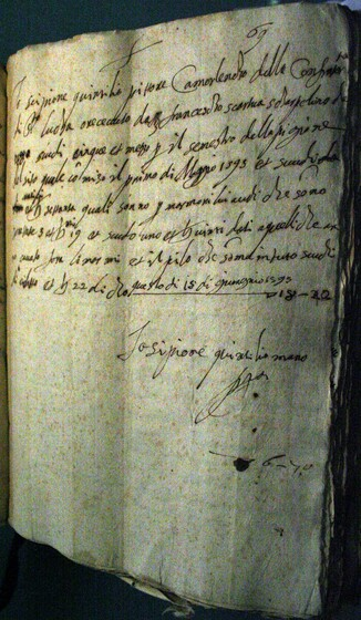 ASR, TNC, uff. 15, 1595, pt. 2, vol. 38, fol. 69r