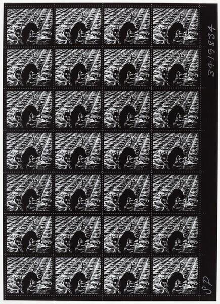 Berlin Dream Stamp (Negative Version)