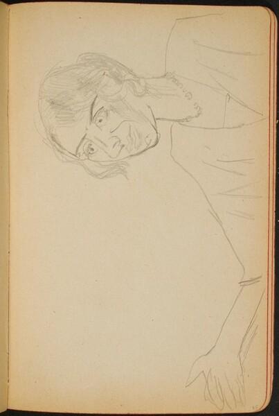 dieselbe Frau (Female Portrait) [p. 35]