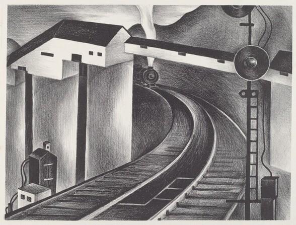 Untitled (Train Signal)