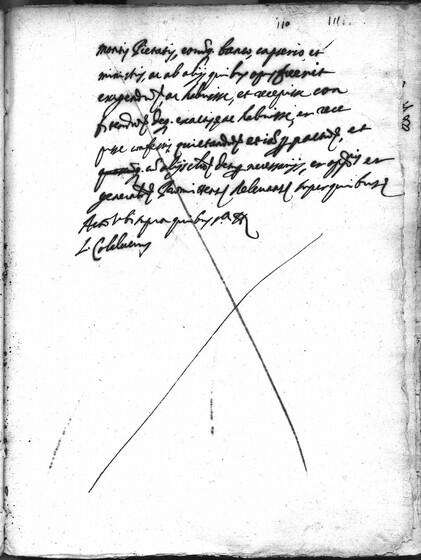 ASR, TNC, uff. 15, 1624, pt. 1, vol. 99, fol. 110r