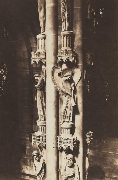 Strasbourg Cathédrale, Pilier de L