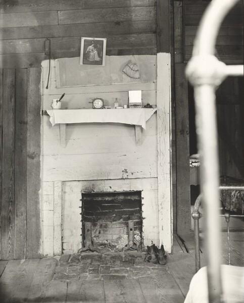 Fireplace, Burrough