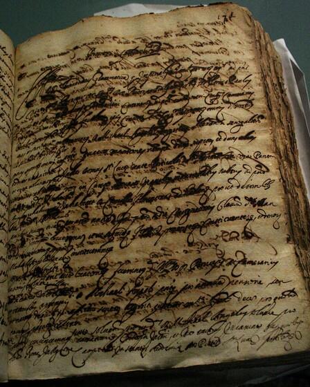 ASR, TNC, uff. 15, 1624, pt. 2, vol. 100, fol. 174r