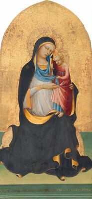 Lorenzo Monaco, Madonna and Child, 14131413