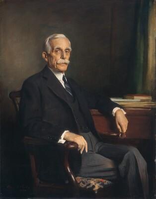 Sir Oswald Hornby Joseph Birley, Andrew W. Mellon, 19331933