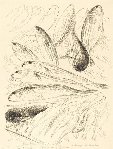 Fish (Les crustaces et les poissons)
