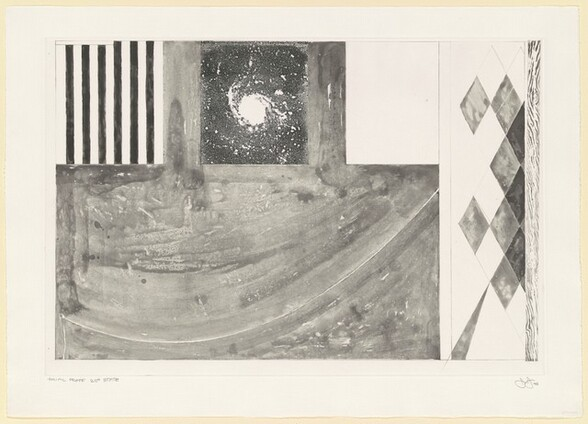 Untitled (Embassies) [trial proof 2nd state]