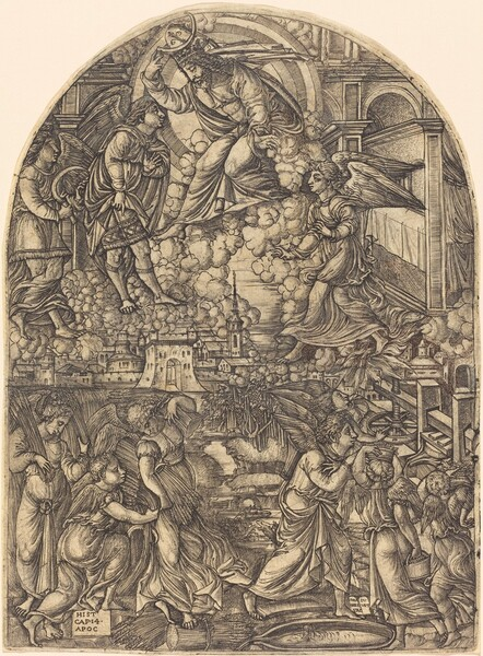 The Winepress of the Wrath of God