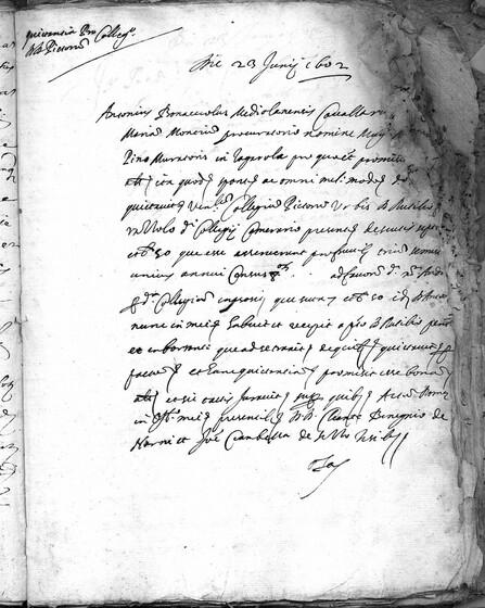 ASR, TNC, uff. 11, 1602, pt. 2, vol. 54, fol. page number Illegible